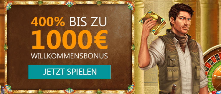 Superlines Casino Welcome Bonus