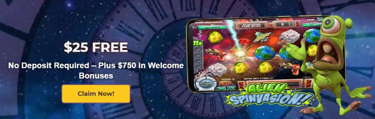 Planet Casino Bonus ohne Einzahlung