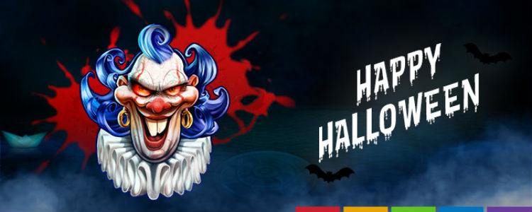 SlotsMillion Casino Free spins halloween bonus