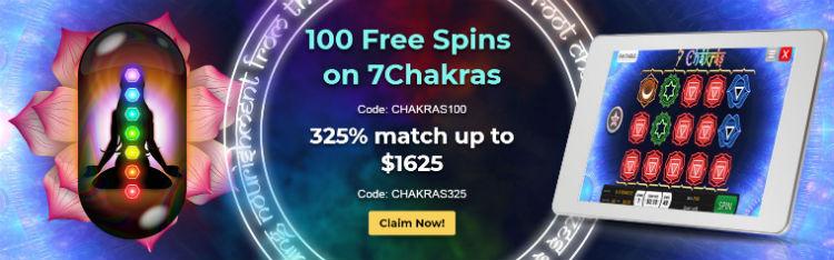 Black Lotus Casino Free Spins ohne Einzahlung