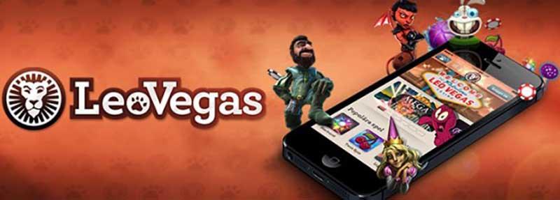 LeoVegas Casino Free Spins ohne Einzahlung