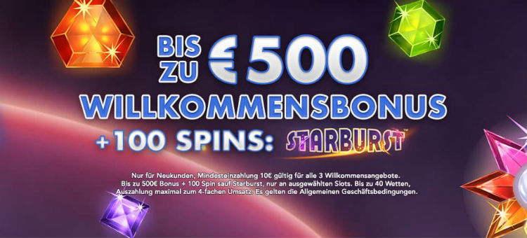 Planet Fruity Casino Free Spins ohne Einzahlung