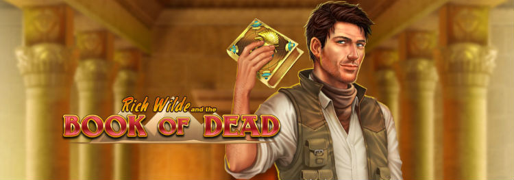 Book of Dead Play'n GO slot bonus