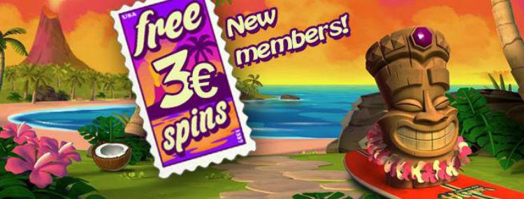 ParadiseWin Casino Bonus ohne Einzahlung