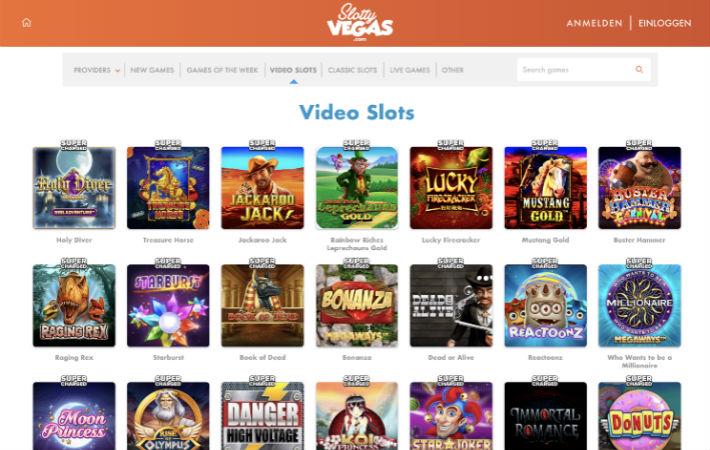 SlottyVegas Casino Book of Dead slot Bonus