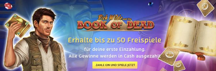 PlayOJO Casino PayPal Bonus