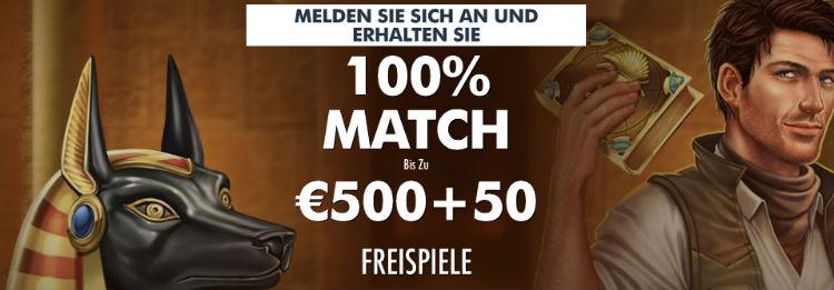 SlottyVegas Casino Free spins Bonus