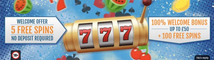 Costa Games Casino Free Spins ohne Einzahlung