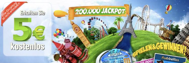 WinsPark Casino Bonus ohne Einzahlung