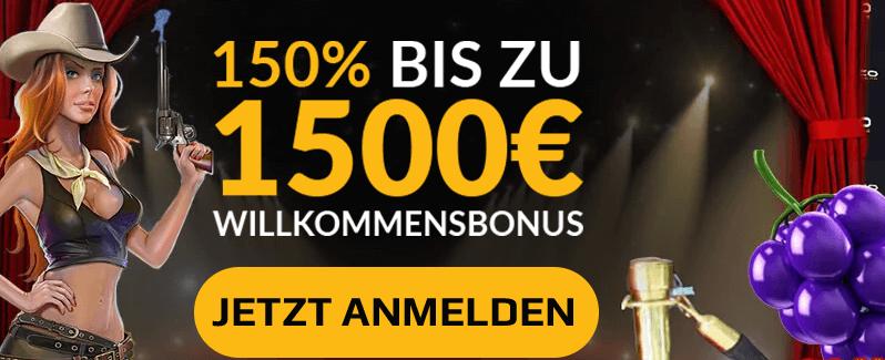Enzo Casino willkommenbonus