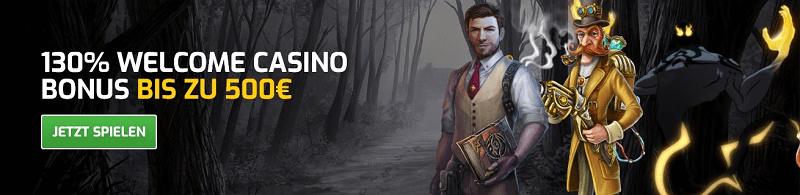 evobet casino welcome bonus