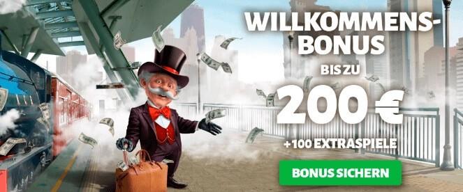 Billion Casino willkommensbonus