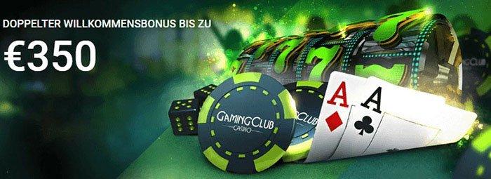 gaming club casino willkommensbonus