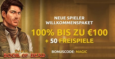 slotmagic casino welcome bonus