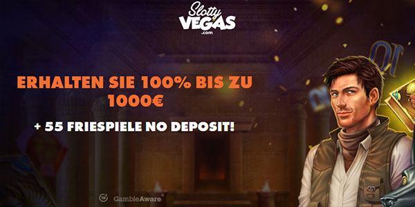 slotty vegas casino bonus ohne einzahlung