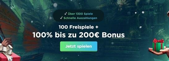 Spela Casino welcome bonus