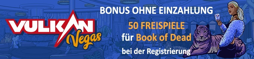 vulcanvegas casino bonus ohne einzahlung